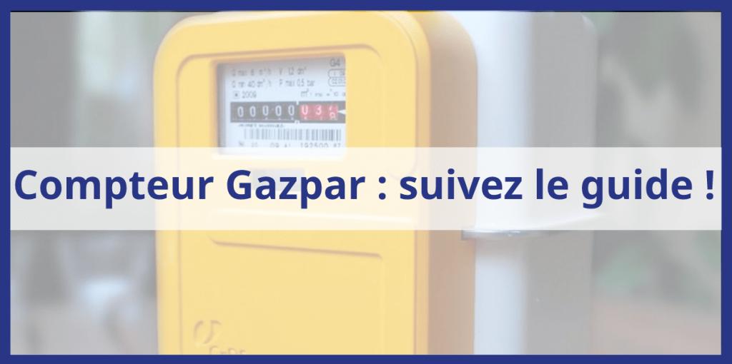 Tout savoir sur le compteur Gazpar : prix, installation, mode d'emploi