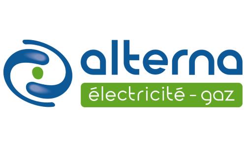 alterna logo fournisseur energie gaz electricite