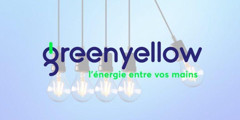 green yellow contact courrier fournisseur vert