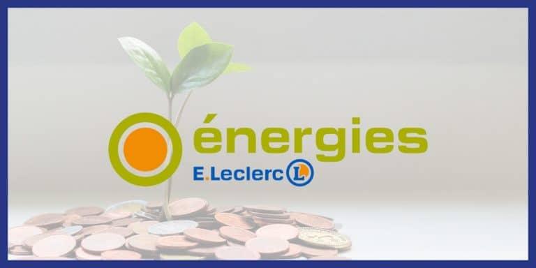 fournisseur electricite energies e leclerc tarif prix kwh