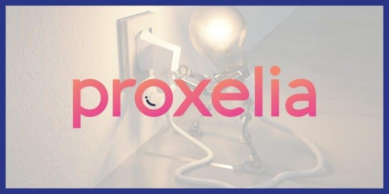 proxelia contacter mail telephone avis clients
