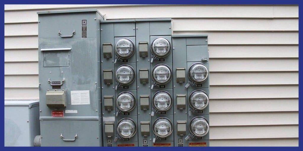 branchement compteur electrique energie