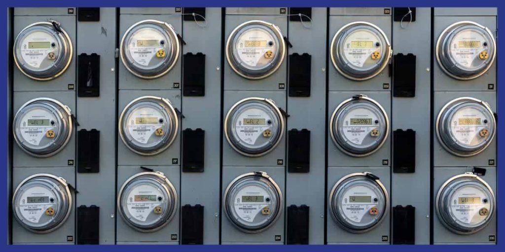 compteur electrique monophase appareil