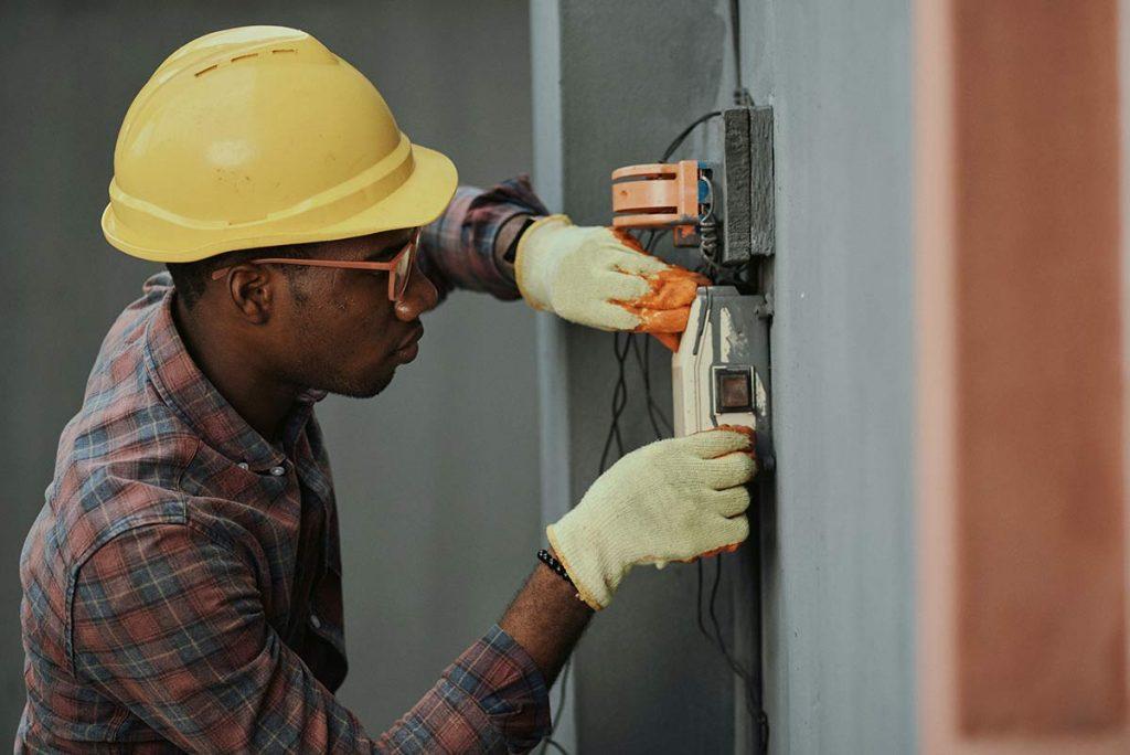 mise en service electricite enedis
