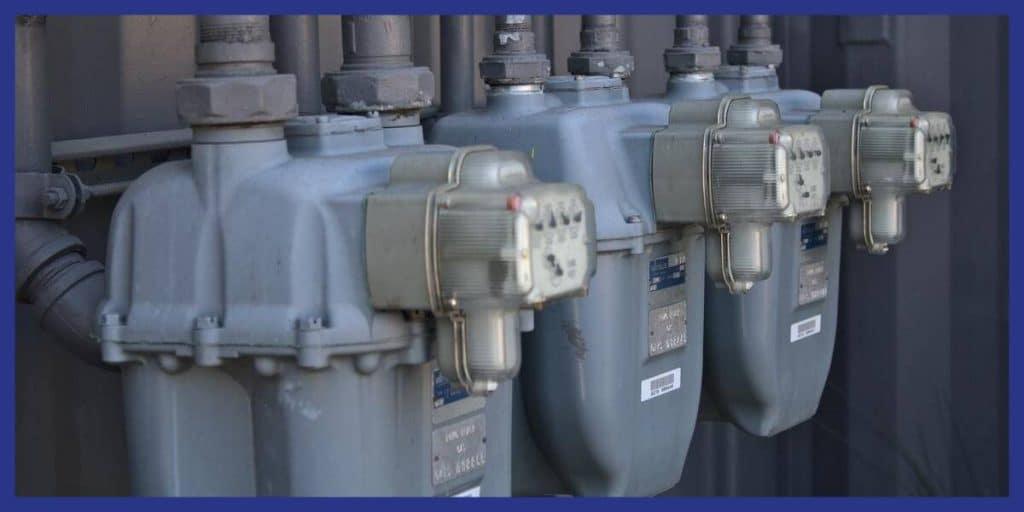 résoudr probleme compteur gaz tourne trop vite